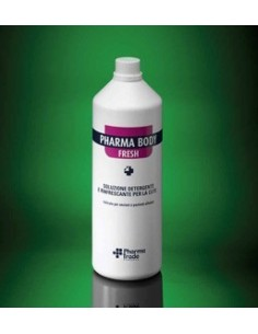 Soluzione detergente al limone 1litro - Pharma Body Fresh