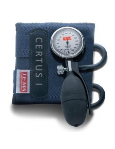 Certus I Custom Sfigmomanometro ad aneroide - impugnatura SF.02.020 e bracciale con fibbie